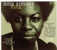 Nina Simone - Classic Album Collection Plus [Import]