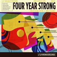 Four Year Strong - Some of You Will Like This, Some of You Won't [Indie Exclusive Limited Edition Blue/Purple LP]