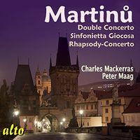Charles Mackerras - Double Concerto / Sinfonietta Giocosa / Rhapsody