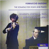 Roberto Noferini - Violin Sonatas