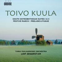 Turku Philharmonic Orchestra - South Ostrobothnian Suites Nos. 1 & 2 - Festive