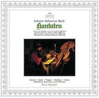 Bach / Karl Richter - Bach: Cantatas BWV 26.51.189. 2