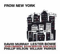 David Murray - From New York: Jazzwerkstatt New York Box / Various