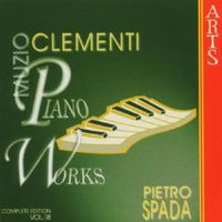 M. CLEMENTI - Piano Works 18
