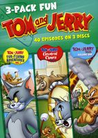 Tom & Jerry - Tom and Jerry: 3-Pack Fun