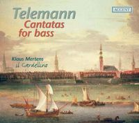 Klaus Mertens - Cantatas for Bass