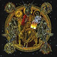 Deiphago - Satan Alpha Omega