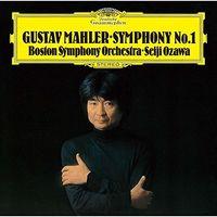 Mahler / Seiji Ozawa - Mahler: Symphony 1 (Ltd) (Dsd) (Shm) (Jpn) (Sl)