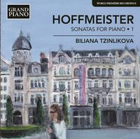 Hoffmeister / Tzinlikova - Sons For Pno 1