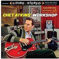 Chet Atkins - Workshop [LP]