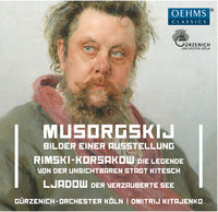 Gürzenich-Orchester Kölner Philharmoniker - Bilder Einer Ausstellung
