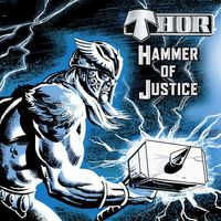 Thor - Hammer Of Justice (W/Dvd)
