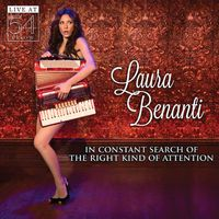 Laura Benanti - In Constant Search of Right Kind of Attention Live