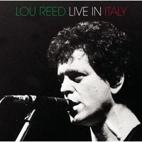Lou Reed - Live In Italy [Import LP]