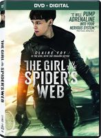 The Girl With The Dragon Tattoo [Movie] - The Girl in the Spider's Web: A New Dragon Tattoo Story