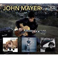 John Mayer - Continuum/Heavier Things/Room For Squares [Import]