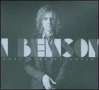Brendan Benson - What Kind Of World (Uk)