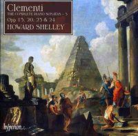M. CLEMENTI - Piano Sonatas 3