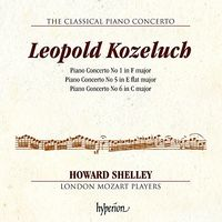 Howard Shelley - The Classical Piano Concerto, Vol.4