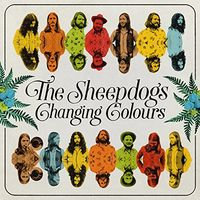 The Sheepdogs - Changing Colours [Import LP]