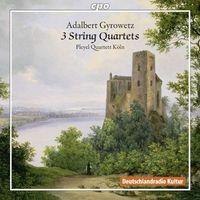 Pleyel Quartett Koln - 3 String Quartets