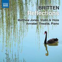Matthew Jones - Britten: Reflections