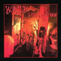 Wasp - Live In The Raw