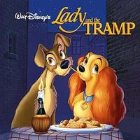 Lady and The Tramp [Disney Movie] - Lady & The Tramp [Import]