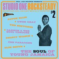 Soul Jazz Records Presents - Studio One Rocksteady 2