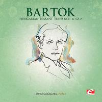 Bartok - Hungarian Peasant Tunes 1- 15 SZ. 71