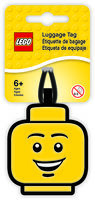 LEGO - LEGO Iconic Boy Luggage Tag