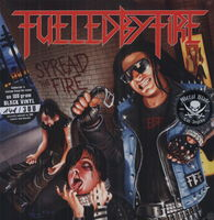 Fueled By Fire - Spread The Fire [Import]