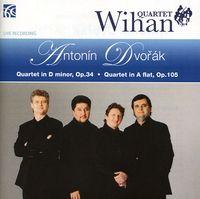 Wihan Quartet - String Quartets