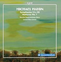 Haydn - Symphonies 13 & 20 / Notturno 1