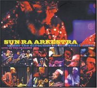 Sun Ra Arkestra - Live At The Paradox