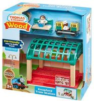 Thomas and Friends Wooden Railway - Fisher Price - Thomas and Friends Wooden Railway Knapford
