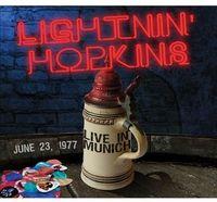 Lightnin' Hopkins - Blues In Munich 1977