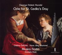 T. Merula - Handel: Ode For St. Cecilia's Day