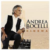 Andrea Bocelli - Cinema: Limited (W/Dvd) [Limited Edition] (Shm) (Jpn)