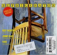 Refrigerator - Upstairs In Your Room