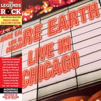 Rare Earth - Live In Chicago (Coll) (Ltd) (Rmst) (Mlps)