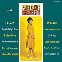 Patsy Cline - Greatest Hits [LP]