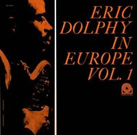 Eric Dolphy - In Europe Vol 1 [Limited Edition] (Hqcd) (Jpn)