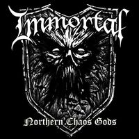 Immortal - Northern Chaos Gods [White LP]