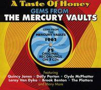 A Taste Of Honey Gems From The Mercury Vaults 196 - Taste of Honey / Mercury Story 1962 / Various