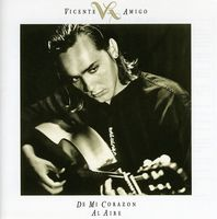 Vicente Amigo - De Mi Corazon Al Aire [Import]