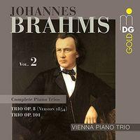 Brahms - Piano Trios 2 (Hybr)