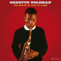 Ornette Coleman - Shape Of Jazz To Come (Gate) [180 Gram] (Vv) (Spa)