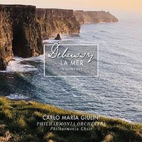 Debussy - La Mer / Nocturnes (Hol)