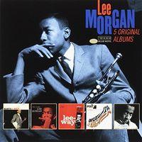 Lee Morgan - 5 Original Albums